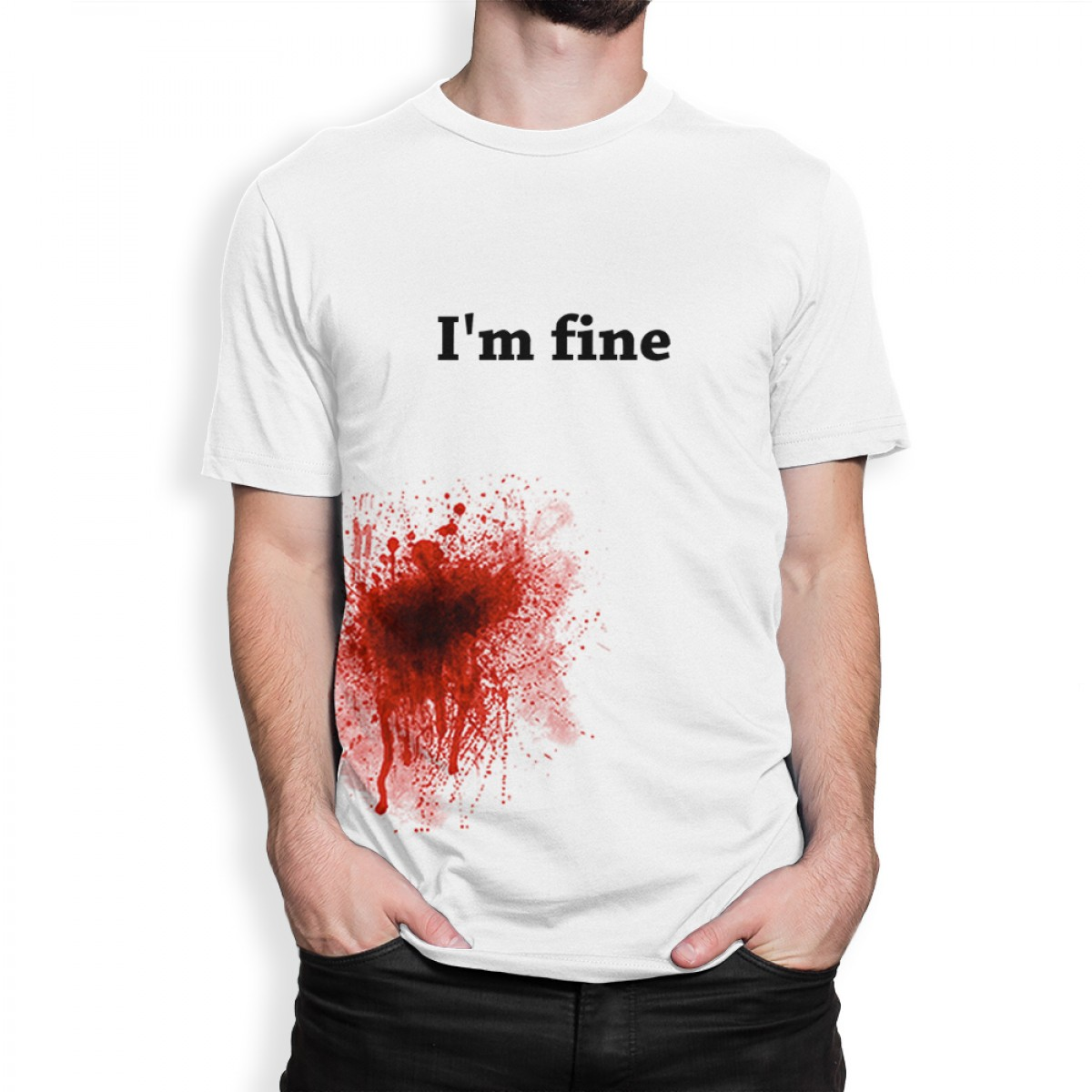 i'm this much t shirt -