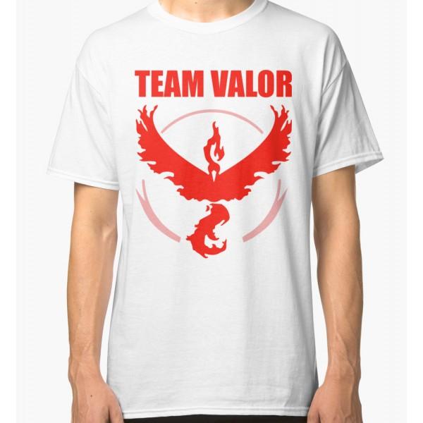 Pokemon Go - Team Valor III
