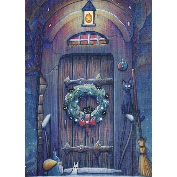 Дверь в Миры Миядзаки