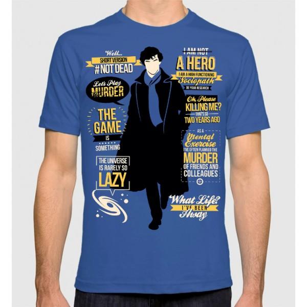 Шерлок - I Am Not A Hero